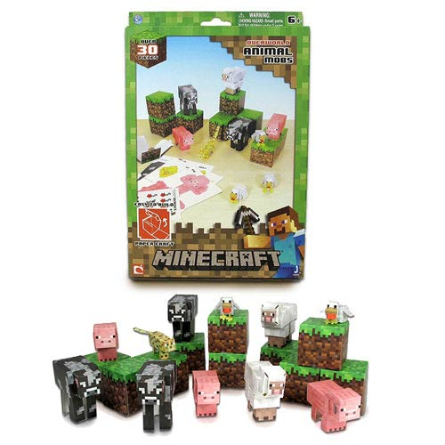 Minecraft Action Toys Minecraft Action Figures