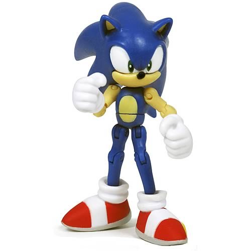Sonic the Hedgehog 3 3/4-Inch Sonic Action Figure