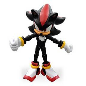 Sonic the Hedgehog 3 3/4-Inch Shadow Action Figure