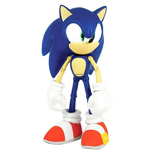 Sonic the Hedgehog 10-Inch Action Figure