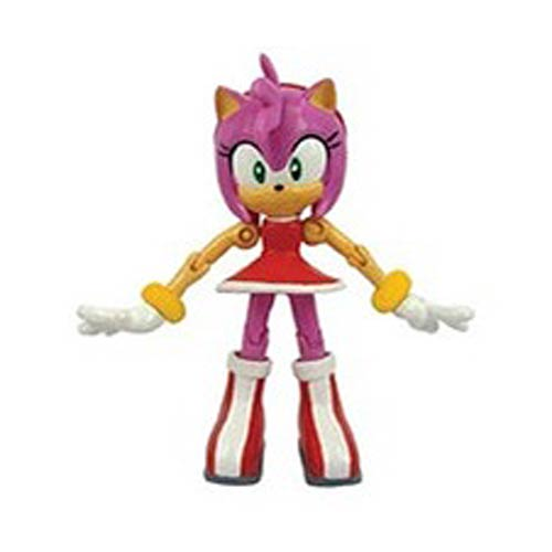 Sonic the Hedgehog Amy the Hedgehog 3-Inch Action Figure