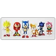 Sonic the Hedgehog Classic 2-Inch Mini-Figure 6-Pack