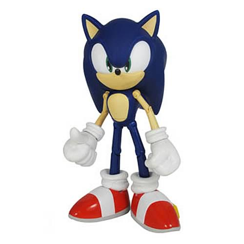 Sonic the Hedgehog Modern Sonic Vinyl Figure