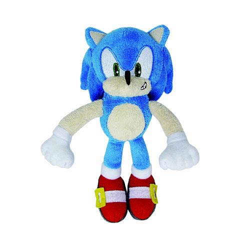 Sonic the Hedgehog Modern Sonic Plush