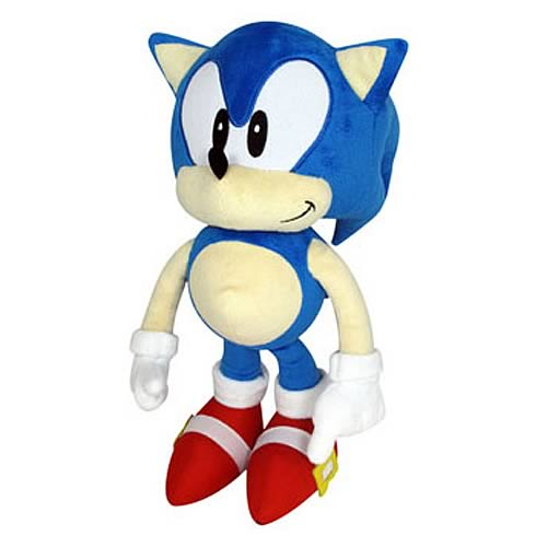 Sonic the Hedgehog 20th Ann. 15-Inch Classic Sonic Plush