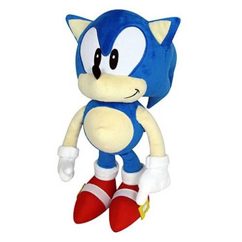Sonic the Hedgehog 20th Ann. 15-Inch Classic Sonic Plush