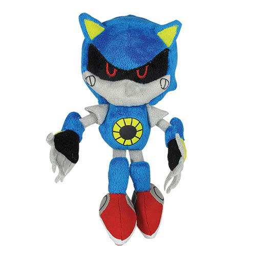 Sonic the Hedgehog Classic Metal Sonic 7-Inch Plush