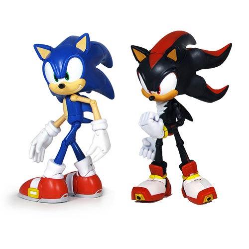 Sonic the Hedgehog 20th Anniv Super Poser Figures Case