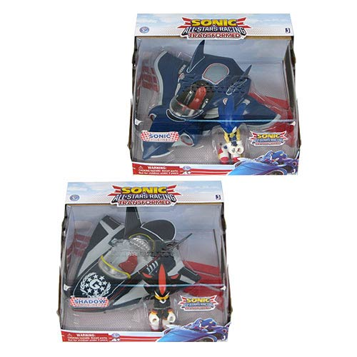 Sonic the Hedgehog All-Star Racing 5-Inch Vehicle Set