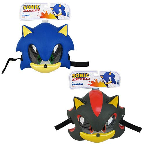 Sonic the Hedgehog Roleplay Mask Set