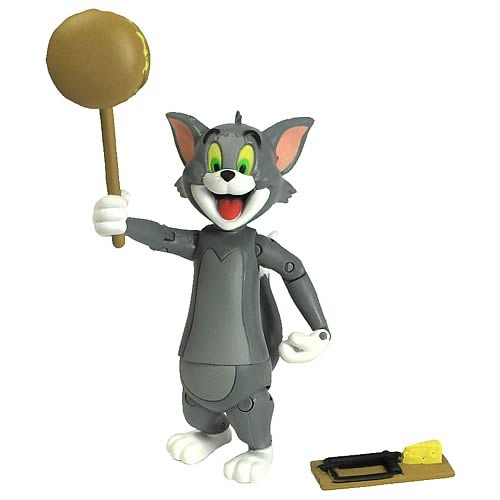 Hanna-Barbera Tom Cat 3-Inch Action Figure