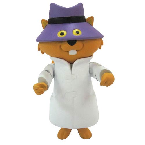 Hanna-Barbera Secret Squirrel Action Figure
