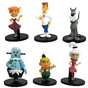 The Jetsons 2-Inch Collector Mini-Figure 6-Pack