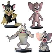 Tom and Jerry 2-Inch Collector Mini-Figure 6-Pack