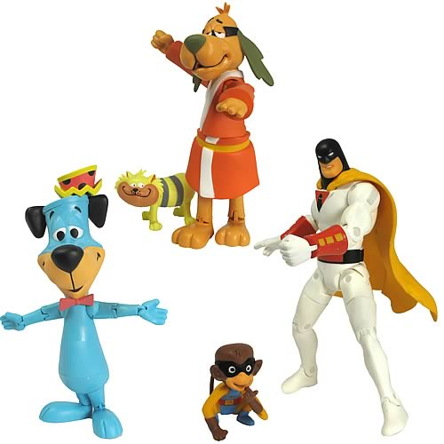 Hanna-Barbera 6-Inch Action Figure Case