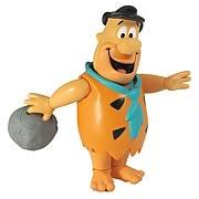 The Flintstones 6-Inch Bowling Fred Flintstone Action Figure