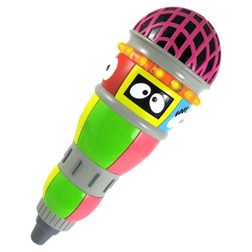 Yo Gabba Gabba Light-Up Singing Microphone