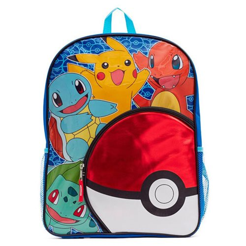 Prodinfo - Pokemon Backpack