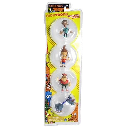 Jimmy Neutron 2-Inch Mini-Figure 4-Pack