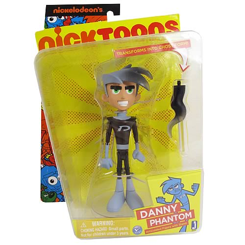 Danny Phantom 6-Inch Action Figure Case