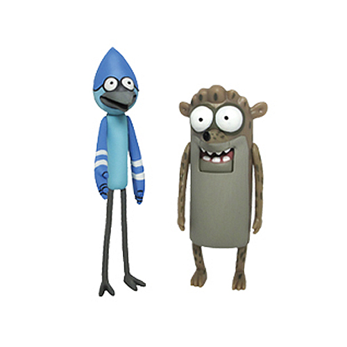 Regular Show 3-Inch Action Figure Set
