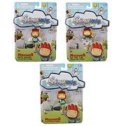 Scribblenauts 2-Inch Mini-Figure Single Pack Case