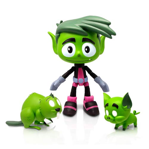 Teen Titans Go! Beast Boy 5-Inch Action Figure