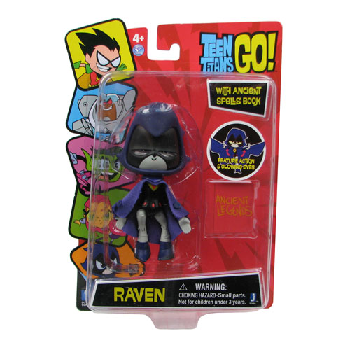 Teen Titans Raven Toy 75