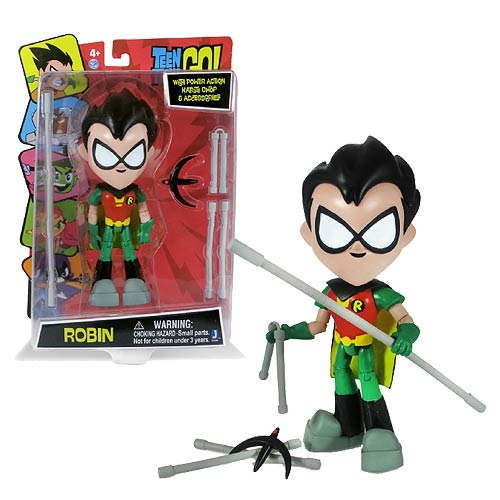 Teen Titans Go! Robin 8-Inch Action Figure