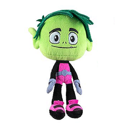 Teen Titans Go! Beast Boy 7-Inch Plush