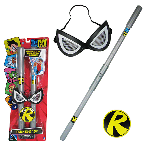 Teen Titans Robin Roleplay Set