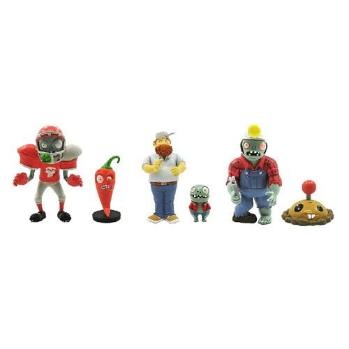 Plants vs. Zombies 3-Inch Figure and Accessory Wave 2 Case