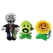 Plants vs. Zombies 7-Inch Plush Case