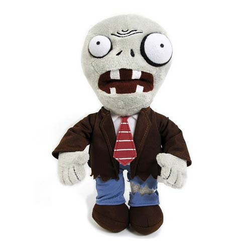 Plants vs. Zombies Zombie 6-Inch Plush