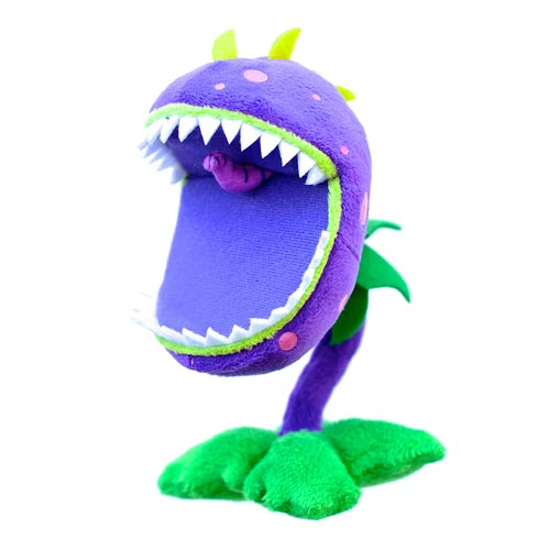 Plants vs. Zombies 2 It's About Time Chomper 6-Inch Plush