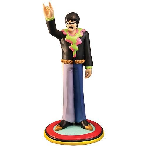 Beatles Yellow Submarine John Lennon Statue