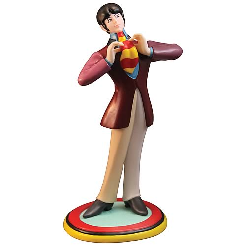 Beatles Yellow Submarine Paul McCartney Statue