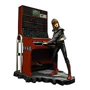 Keith Emerson Rock Iconz of ELP Statue