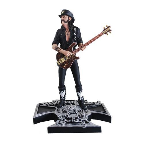 Motorhead Lemmy Kilmister Rock Iconz Statue