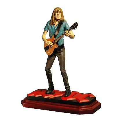 AC/DC Malcolm Young Rock Iconz Statue