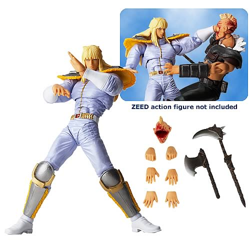 Fist of the North Star Shin Revoltech Action Figure