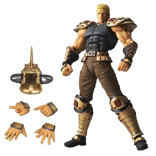 Fist of the North Star Prison Raou Revoltech Figure
