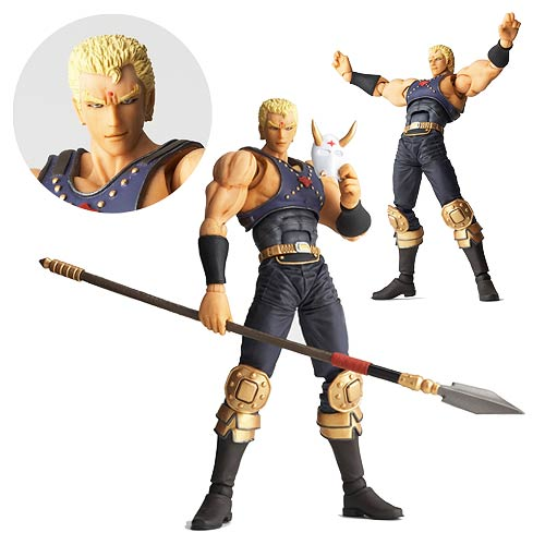 Fist of the north star figure