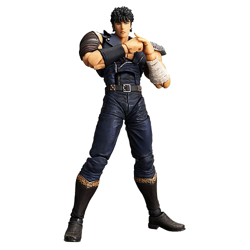 Fist of the North Star Kenshiro Revoltech Figure