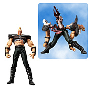 Fist of the North Star Z 666 Revoltech Figure