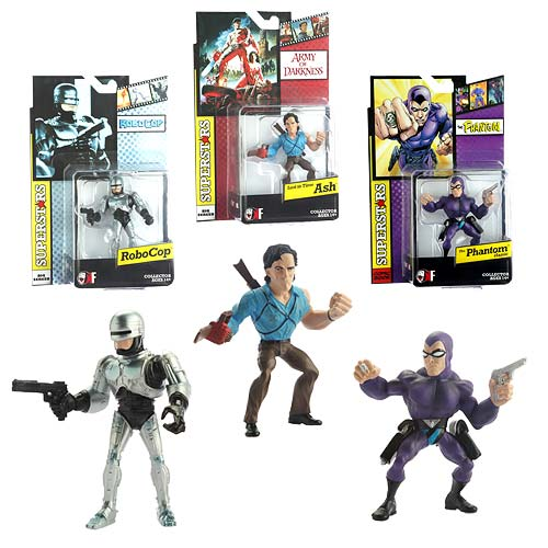 Movie Superstars Wave 1 Mini-Figure Set