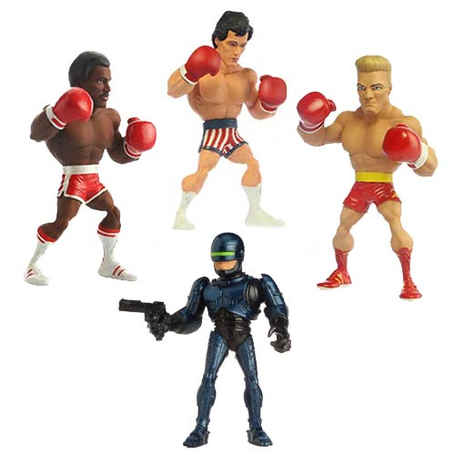 Movie Superstars Wave 2 Mini-Figure Set