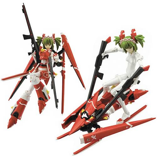 Busou Shinki Santa Claus Tsugaru Action Figure