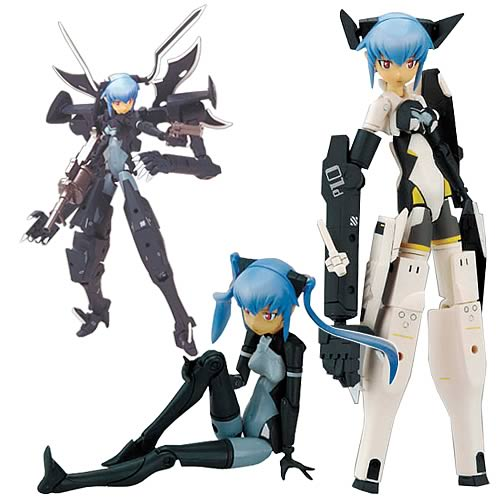 Busou Shinki Devil Starf Action Figure