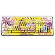 Simpsons Lisa Apple Far From Tree Wired Keyboard